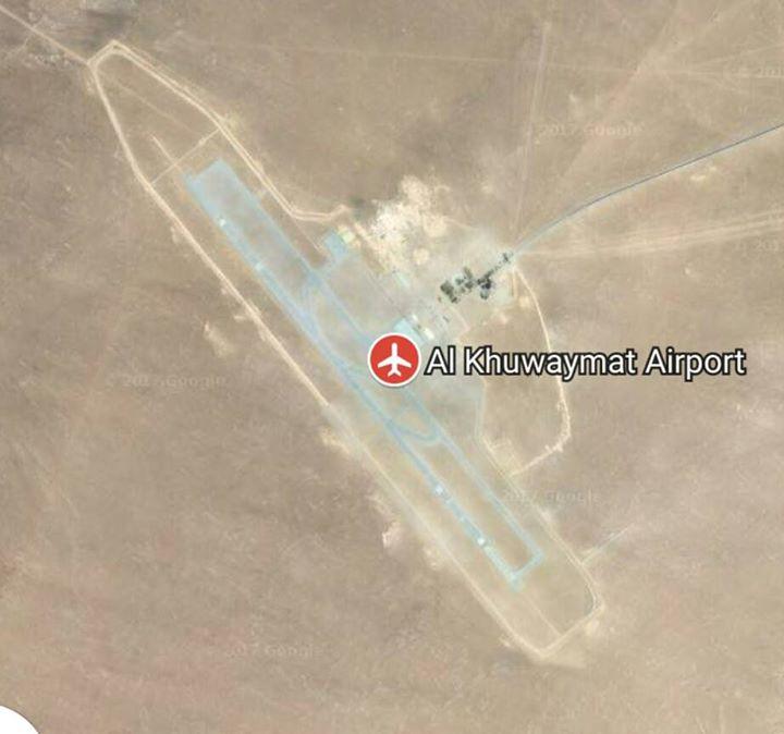 مصادر ليبية : قاعدة عسكرية إماراتية جديدة بمطار الخروبة جنوب شرق طرابلس