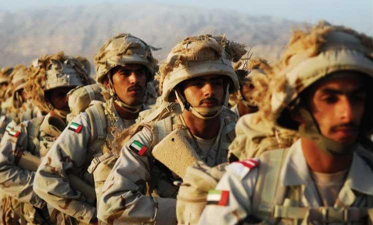 استشهاد جندي إماراتي في اليمن