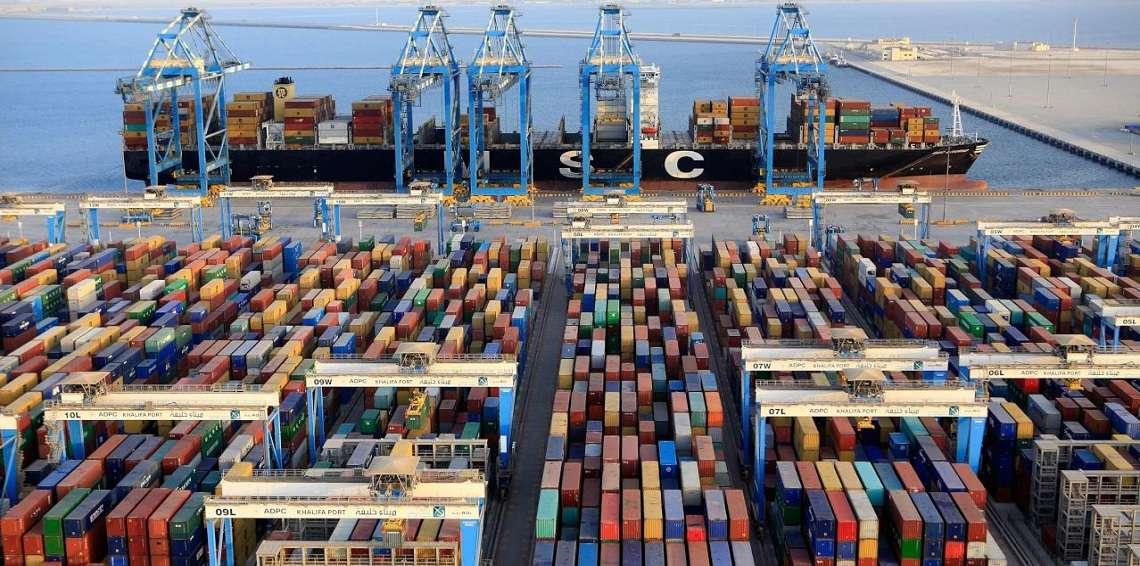 1.7 تريليون درهم إجمالي تجارة الامارات الخارجية خلال 2017