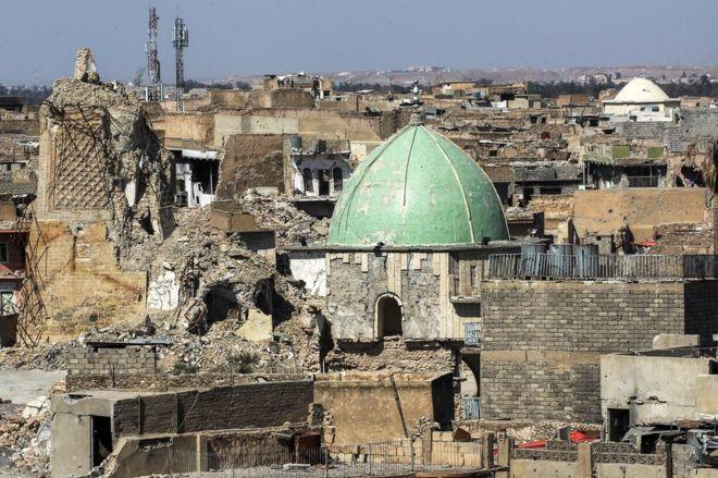 الإمارات تعلن إطلاق مشروع ترميم جامع النوري في الموصل بكلفة 50 مليون دولار