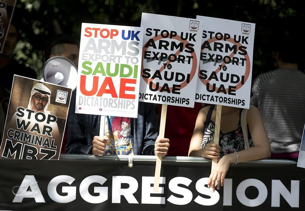 افتتاحية العام الجديد.. دعوة لوقفة احتجاجية أمام سفارة الإمارات في لندن احتجاجاً على انتهاكات حقوق الإنسان