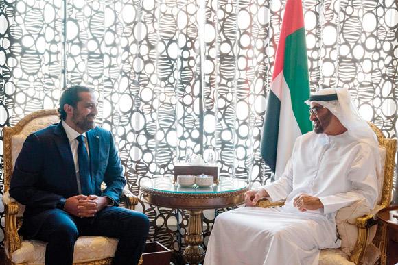 التحركات الإماراتية لتعزيز النفوذ في لبنان ومواجهة حزب الله