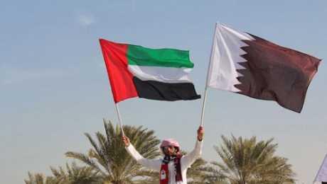 قطر تقاضي الإمارات أمام