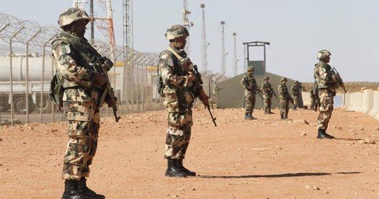 الإمارات تدين هجوماً استهدف وحدة للجيش الجزائري