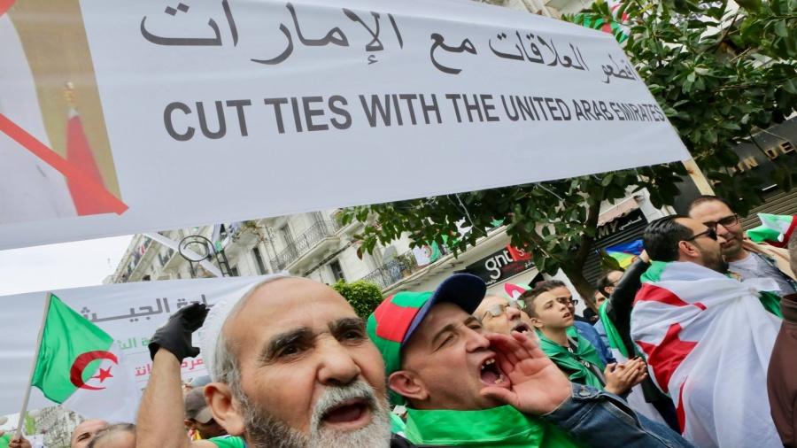 دبلوماسيجزائري سابق: الإمارات تسعى لإحداث انقلاب في تونس وتأسيس مليشيات بالجزائر