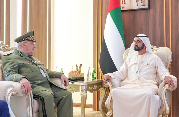 التحركات الإماراتية لتوسيع نفوذها السياسي والاقتصادي في الجزائر