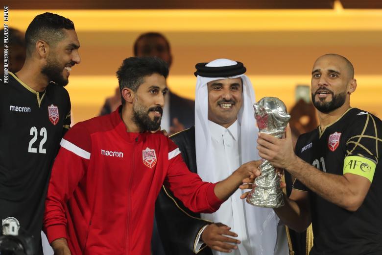 نيويورك تايمز: الرياضة تقرب ما بين أطراف الأزمة الخليجية إلا الإمارات