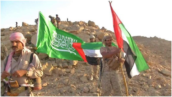 جيوبوليتيكال فيوتشرز: التصادم بين التحركات الإماراتية والسعودية في اليمن يهدد تحالفهما