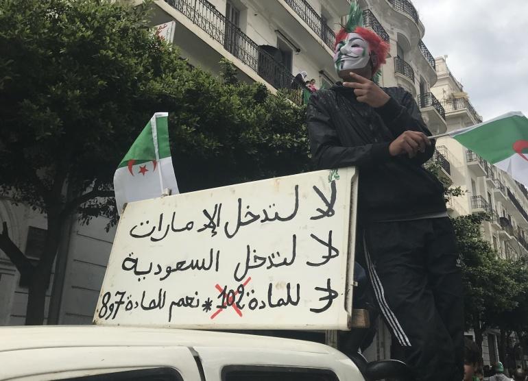 اتهامات بالفساد وغسيل الأموال ونهب مقدرات الدولة لأحد أهم أذرع الإمارات في الجزائر