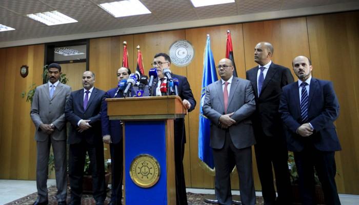 الحكومة الليبية تتقدم باحتجاج لمجلس الأمن بعد قصف الإمارات وحفتر مطاري مصراتة ومعيتيقة
