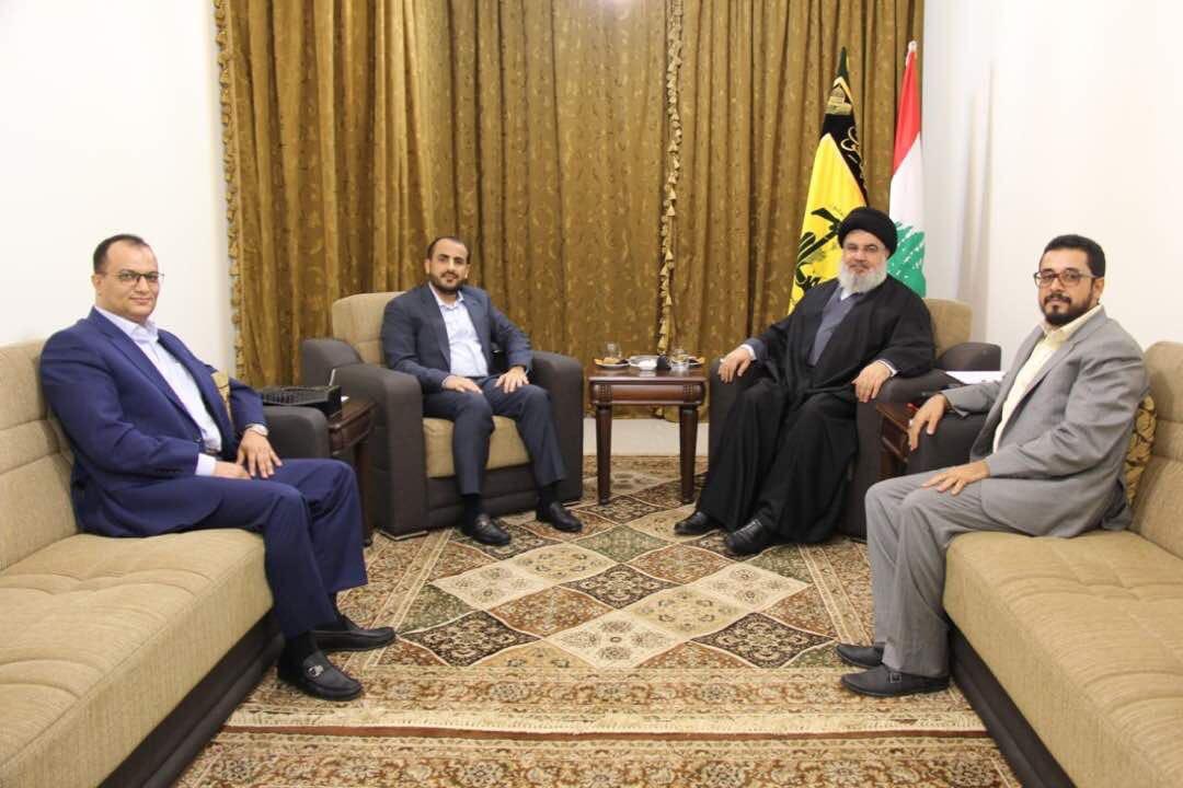 قرقاش منتقداً استقبال حسن نصرالله لوفد من الحوثيين: أين لبنان عن سياسة