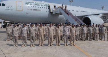 قوات جوية سعودية تصل الإمارات للمشاركة في تمرين عسكري صاروخي