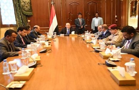 الحكومة اليمنية تدعو لطرد الإمارات من التحالف وقطع العلاقات معها