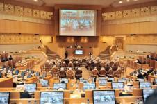 احتفاء باهت في الإعلام الرسمي بالذكرى 46 لتأسيس المجلس الوطني