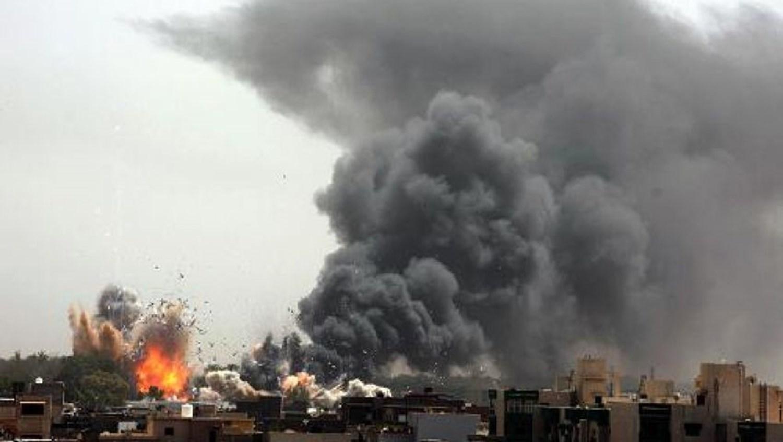 حكومة الوفاق الليبية تتهم الإمارات بقتل 3 مدنيين في قصف جوي جنوبي طرابلس