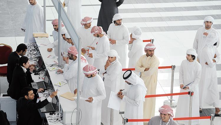 الإمارات تعلن بدء تطبيق قرارات توطين الوظائف الشهر المقبل