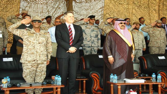 تصاعد التحركات السعودية لتحجيم النفوذ الإماراتي في حضرموت