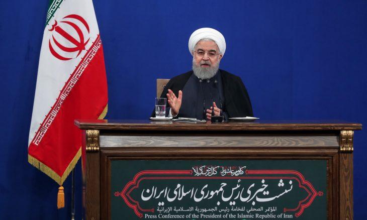 روحاني : مسؤولون من إيران والإمارات تبادلوا زيارات والعلاقات تتجه نحو التحسن