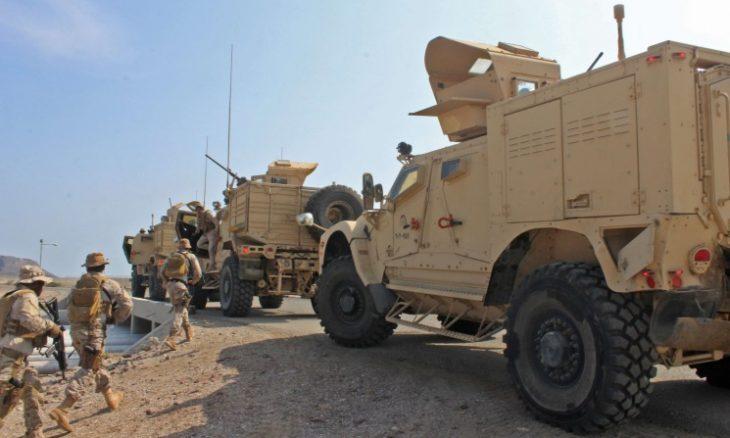 مسؤول أمريكي يصرح من أبوظبي: نعارض بشدة وقف دعم التحالف السعودي الإماراتي باليمن