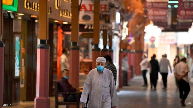الإمارات تسجل 635 إصابة وحالتي وفاة بفيروس كورونا
