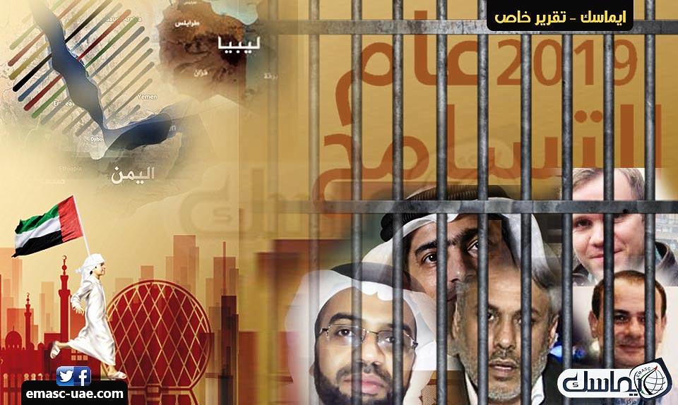 القمع وانتهاكات حقوق الإنسان كتعزيز لعام