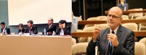 مركز الخليج يناقش في جنيف تقرير القمع الممنهج في الإمارات